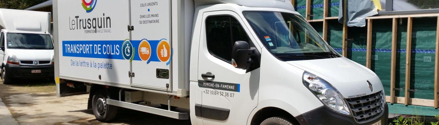 Transport Véhicule Camionette
